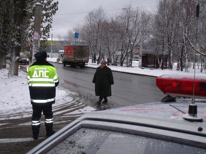 В Электростали с 15 по 21 февраля 2021 года проводится оперативно – профилактическое мероприятие «Пешеходный переход»