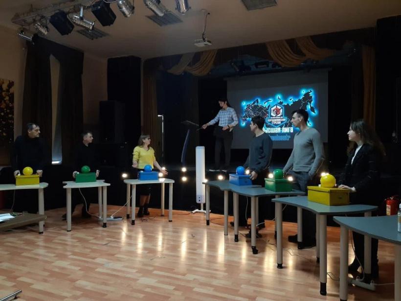 Электростальцы в интеллектуальном шоу «Ворошиловский стрелок»
