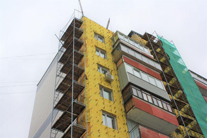 О проведении капитального ремонта общего имущества в многоквартирных домах